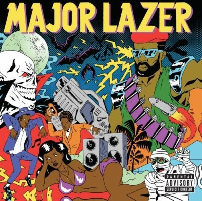 Major Lazer Guns Don't Kill People...Lazer Explicit Version Guns Don't Kill (ex)