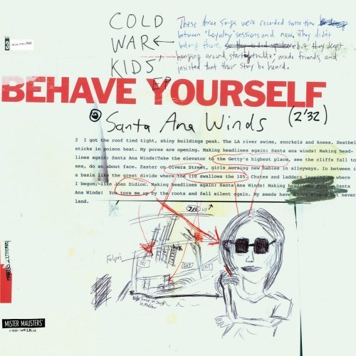 Cold War Kids Behave Yourself (ep)