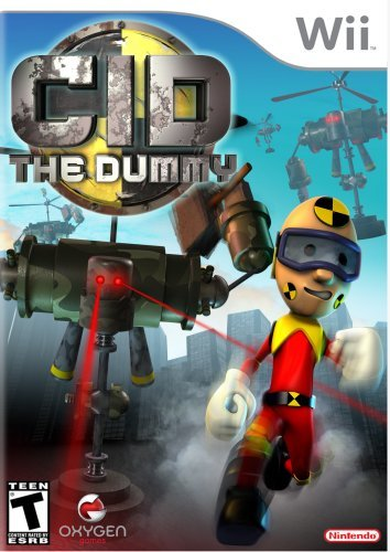 Wii Cid The Dummy Cokem International Ltd. E10+