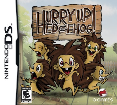 Nintendo Ds Hurry Up Hedgehog