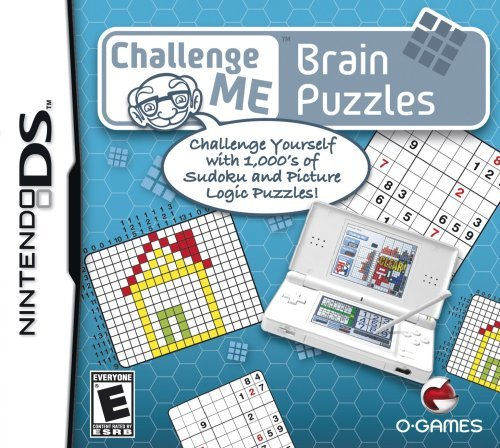 Ninds Challenge Me Brain Puzzles Cokem International Ltd. E