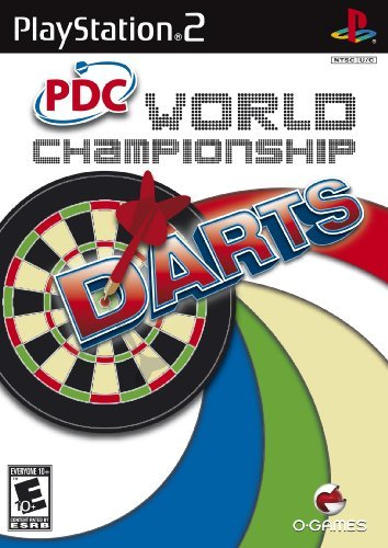 Ps2 Pdc Championship Darts Cokem International Ltd. E10+