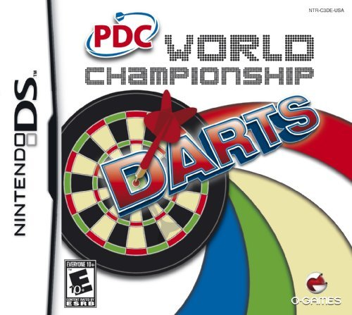 Nintendo Ds Pdc Championship Darts Cokem International Ltd. E10