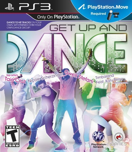 Ps3 Get Up & Dance T