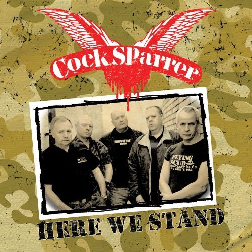 Cock Sparrer Here We Stand