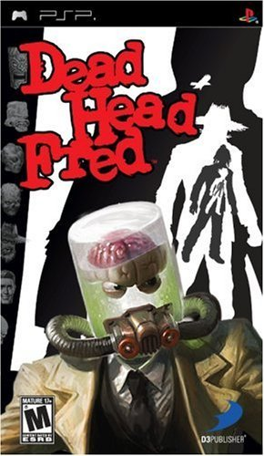 Psp Dead Head Fred