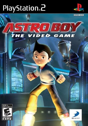 Ps2 Astroboy D3 Publisher Of America E10+