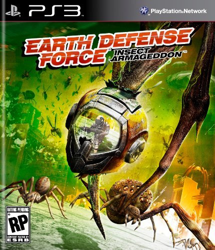 Ps3 Earth Defense Force Insect Armageddon