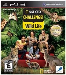 Ps3 Nat Geo Quiz Wild Life