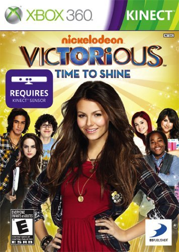 Xbox 360 Kinect Victorious Hollywood Arts Debut
