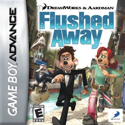 Gba Flushed Away