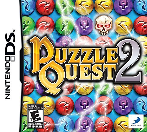 Nintendo Ds Puzzle Quest 2