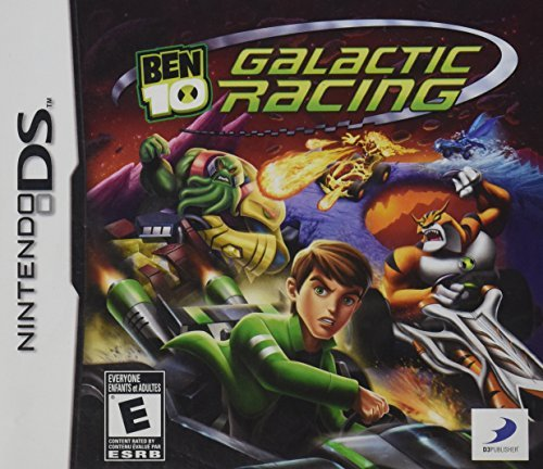 Ninds Ben 10 Galactic Racing