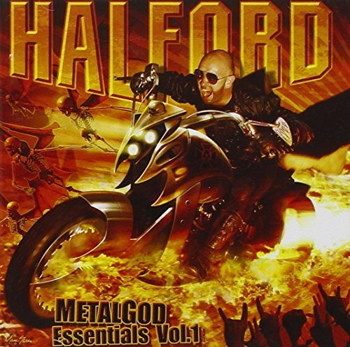 Halford Vol. 1 Metal God Essentials Incl. Bonus DVD Bonus Tracks