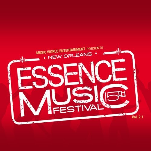 Essence Music Festival Vol. 2 Essence Music Festival Incl. DVD
