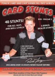 Poker Card Stunts Vol. 2 Poker Card Stunts Ferguson