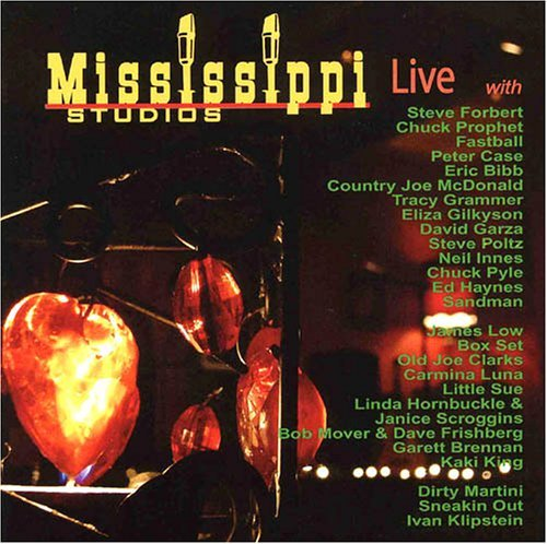 Mississippi Studios Live Vol. 1 Mississippi Studios Liv 2 CD Set
