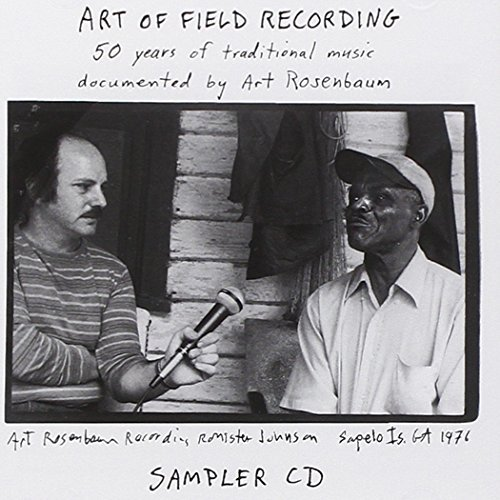 Art Of Field Recording Sampler Art Of Field Recording Sampler Import