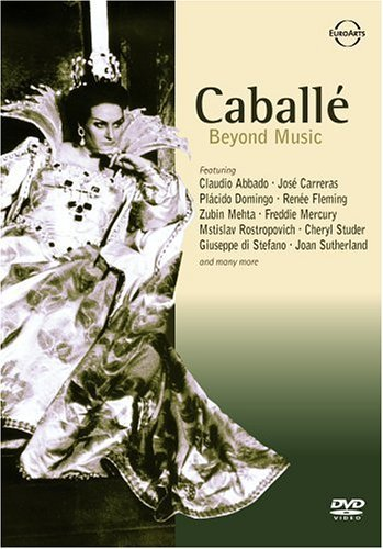 Caballe Beyond Music Caballe Montserrat Various