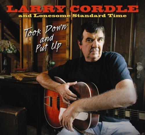 Larry & Lonesome Standa Cordle Took Down & Put Up