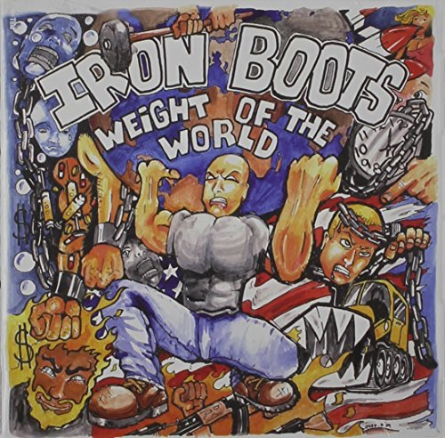 Iron Boots Weight Of The World