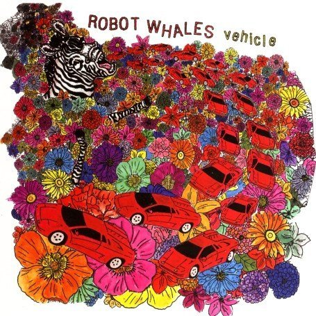 Robot Whales Vehicle