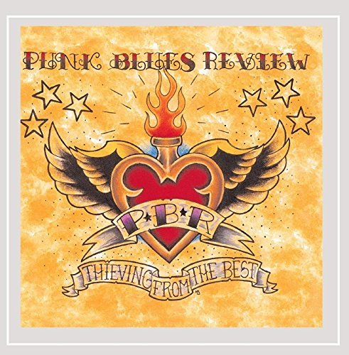Punk Blues Review Thieving From The Best