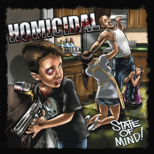 Homicidal State Of Mind