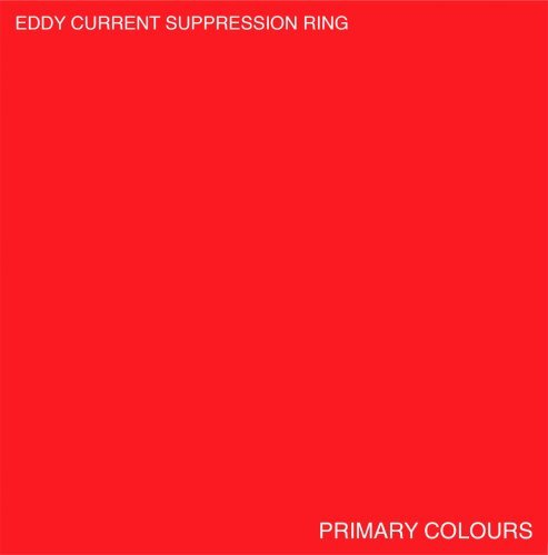 Eddy Current Suppression Ring Primary Colours