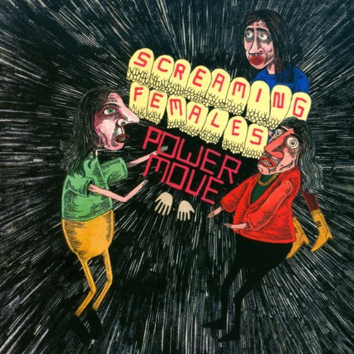 Screaming Females Power Move Digipak