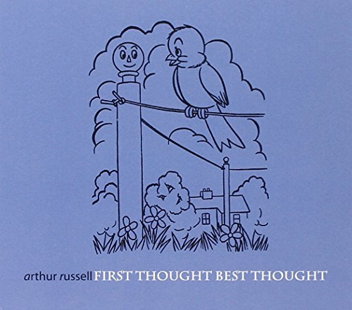 Arthur Russell First Thought Best Thought 2 CD Set