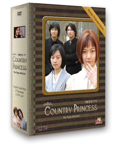 Country Princess Country Princess Kor Lng Eng Sub Nr 6 DVD