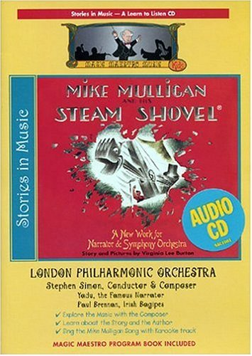 London Philharmonic Orchestra Stories In Music Mike Mulliga New429 M054 Mgmu