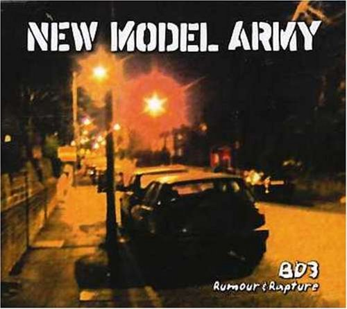 New Model Army Bd3 Pt. 1 Import Gbr