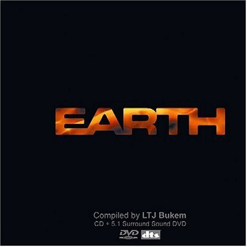 Bukem Ltj Earth 7 Scorched Earth Editio Lmtd Ed.