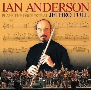 Ian Anderson Plays The Orchestral Jethro Tu 2 CD Set