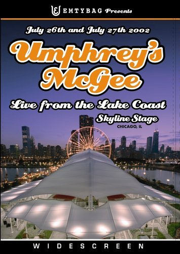 Umphrey's Mcgee Live From The Lake Coast