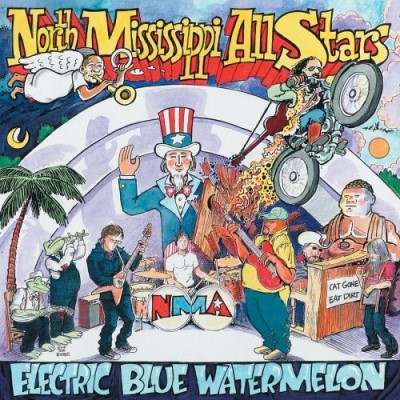 North Mississippi Allstars Electric Blue Watermelon