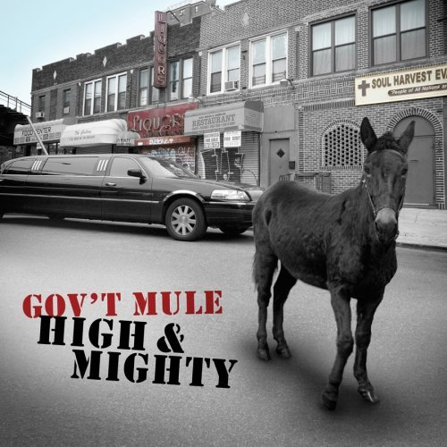 Gov't Mule High & Mighty