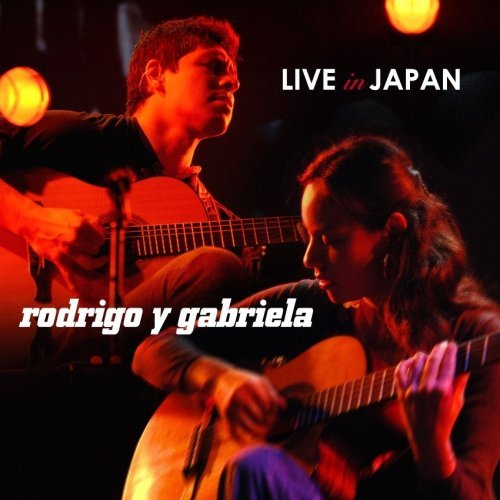 Rodrigo Y Gabriela Live In Japan 2 CD Set