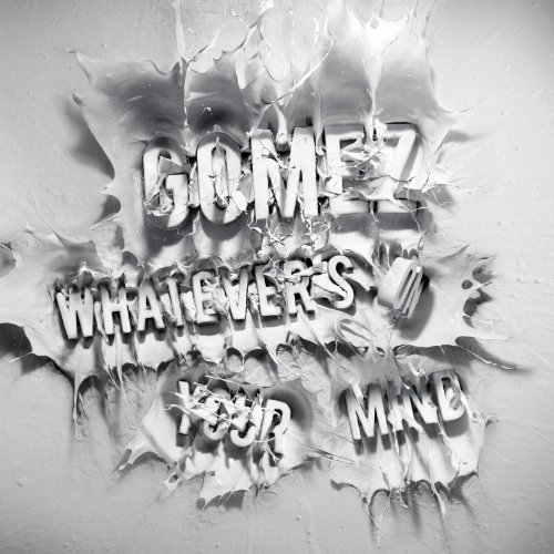 Gomez Whatever's On Your Mind (lp)