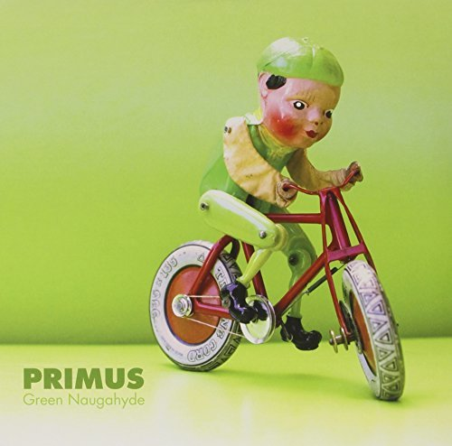 Primus Green Naugahyde Green Vinyl 45 Rpm 2 Lp Incl. CD