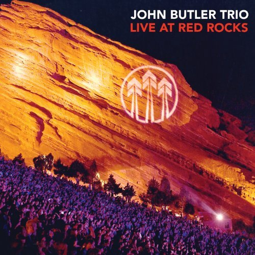John Trio Butler Red Rocks Revolution 3 CD