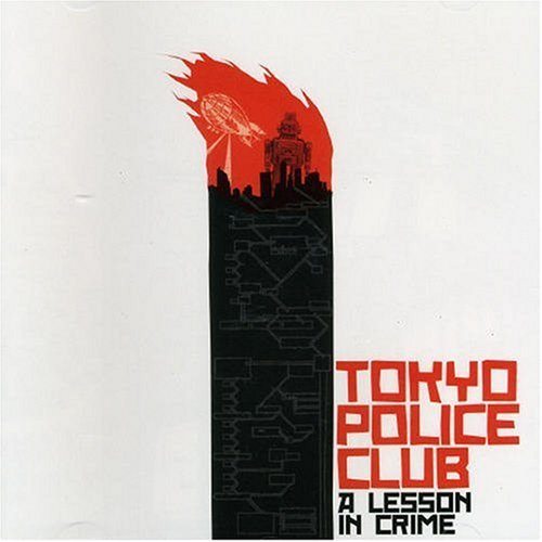 Tokyo Police Club Lesson In Crime