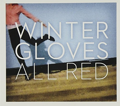 Winter Gloves All Red Digipak