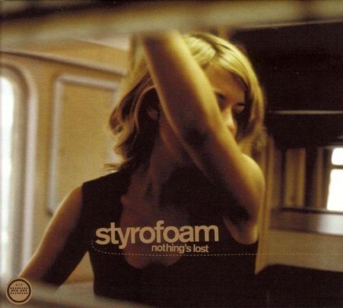 Styrofoam Nothing's Lost Digipak