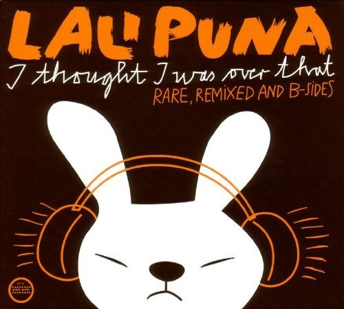 Lali Puna I Thought I Was Over That Rar 2 CD Set