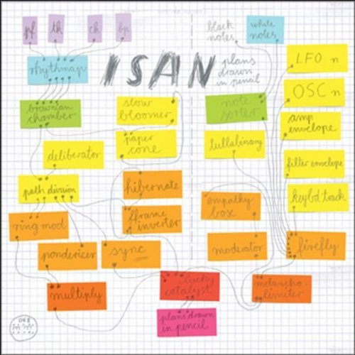 Isan Plans Drawn In Pencil