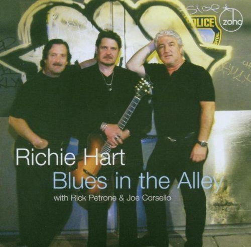 Richie Hart Blues In The Alley