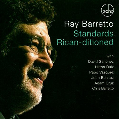 Ray Barretto Standards Rican Ditioned